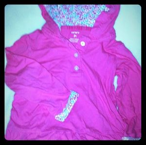 Carter's size 2T top
